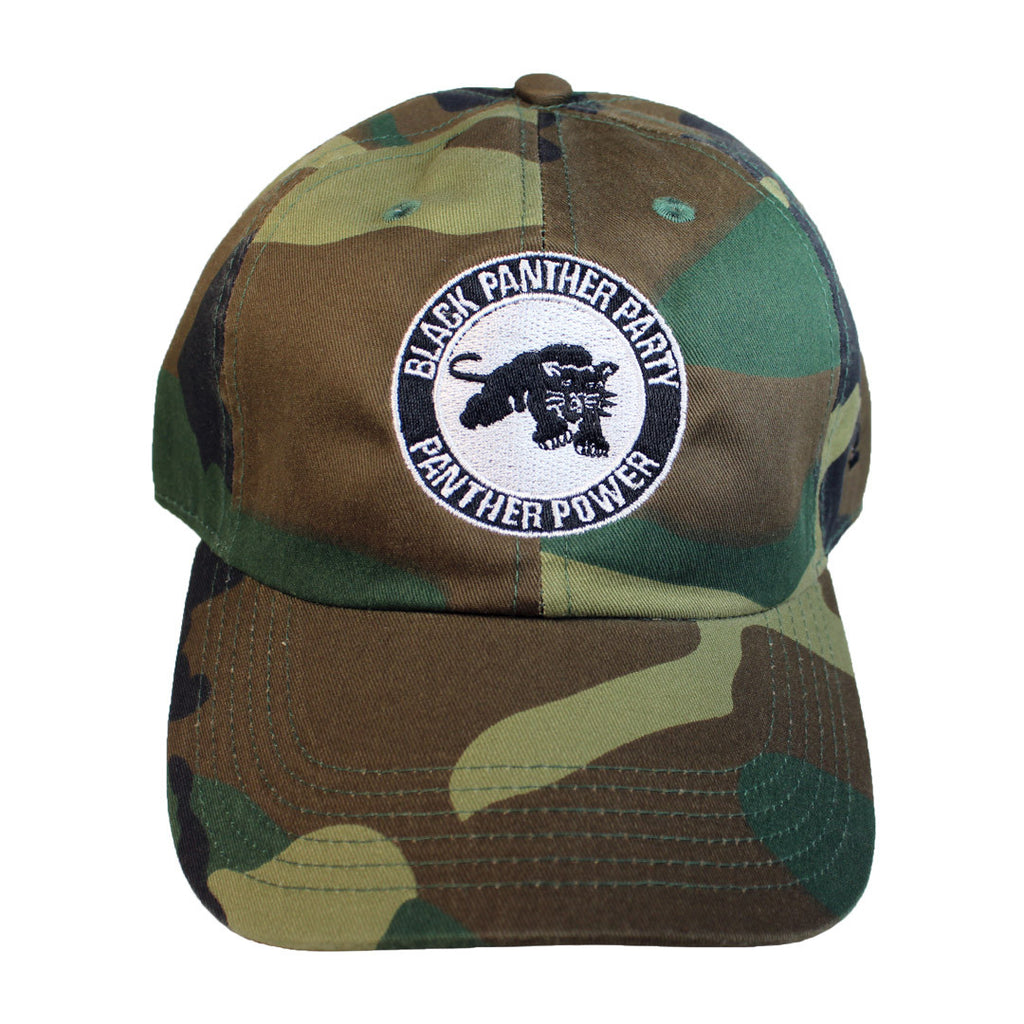 4edd42b026ab7 Black Panther Party Embroidered Hat - The Carter Brand - Black By Popular  Demand - Rooting