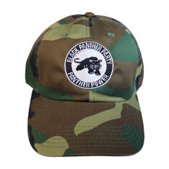 697ba5372fed0 ... Black Panther Party Embroidered Hat - The Carter Brand - Black By  Popular Demand - Rooting ...
