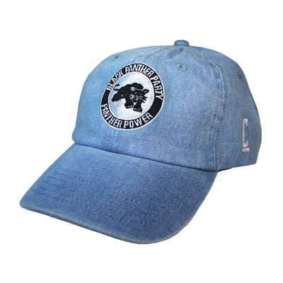 Black Panther Party Embroidered Hat - The Carter Brand - Black By Popular Demand - Rooting For Everybody Black - Black Pride Apparel