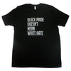 Black Pride Unisex T-Shirt - The Carter Brand - Black By Popular Demand - Rooting For Everybody Black - Black Pride Apparel