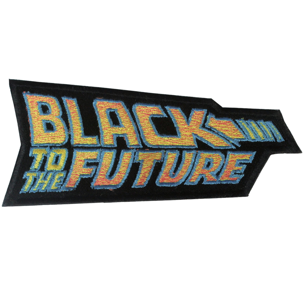 Black To The Future Patch - The Carter Brand - Black By Popular Demand - Rooting For Everybody Black - Black Pride Apparel