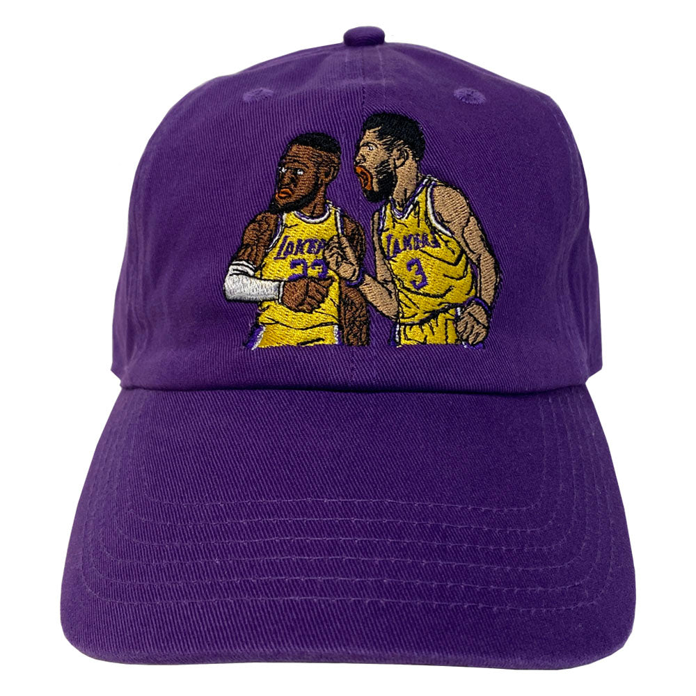 Bron & AD Dad Hat