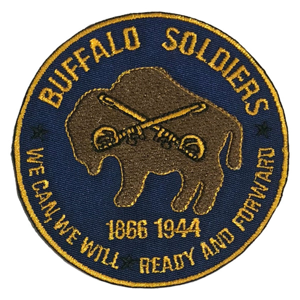 Buffalo Soldiers Patch