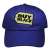 Buy Black Dad Hat - The Carter Brand - Black By Popular Demand - Rooting For Everybody Black - Black Pride Apparel