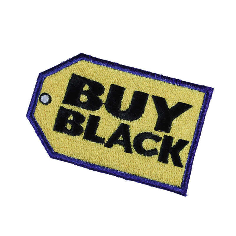 Buy Black Patch - The Carter Brand - Black By Popular Demand - Rooting For Everybody Black - Black Pride Apparel