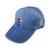 Derrick Rose Hat - The Carter Brand - Black By Popular Demand - Rooting For Everybody Black - Black Pride Apparel