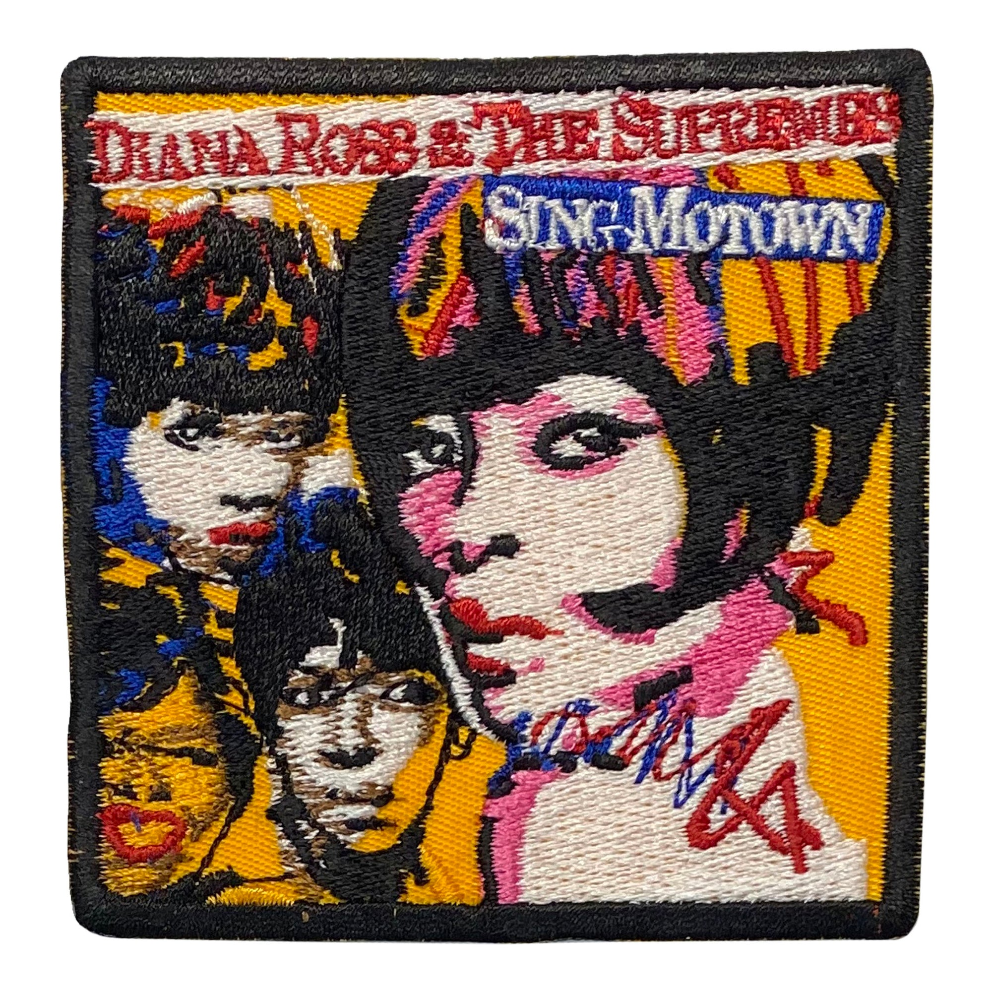 Diana Ross & The Supremes Patch