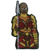 Dora Milaje Patch - The Carter Brand - Black By Popular Demand - Rooting For Everybody Black - Black Pride Apparel