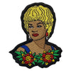 Etta James Patch - The Carter Brand - Black By Popular Demand - Rooting For Everybody Black - Black Pride Apparel