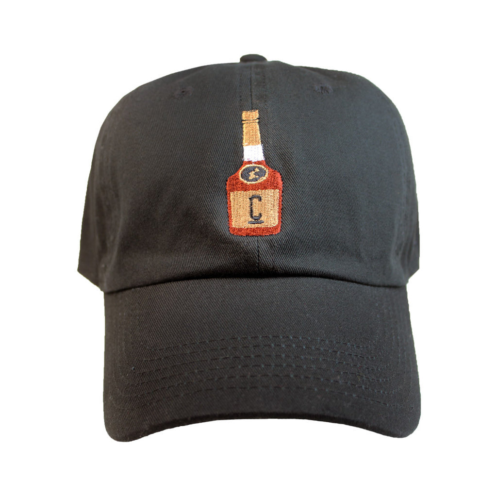 Henny Embroidered Baseball Hat - The Carter Brand - Black By Popular Demand - Rooting For Everybody Black - Black Pride Apparel