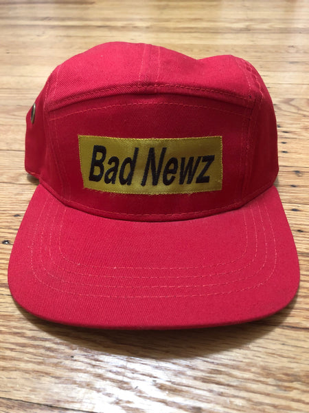 Bad Newz 5 Panel Hat