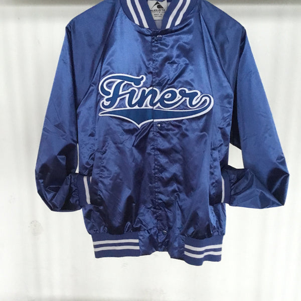 Finer Satin Jacket