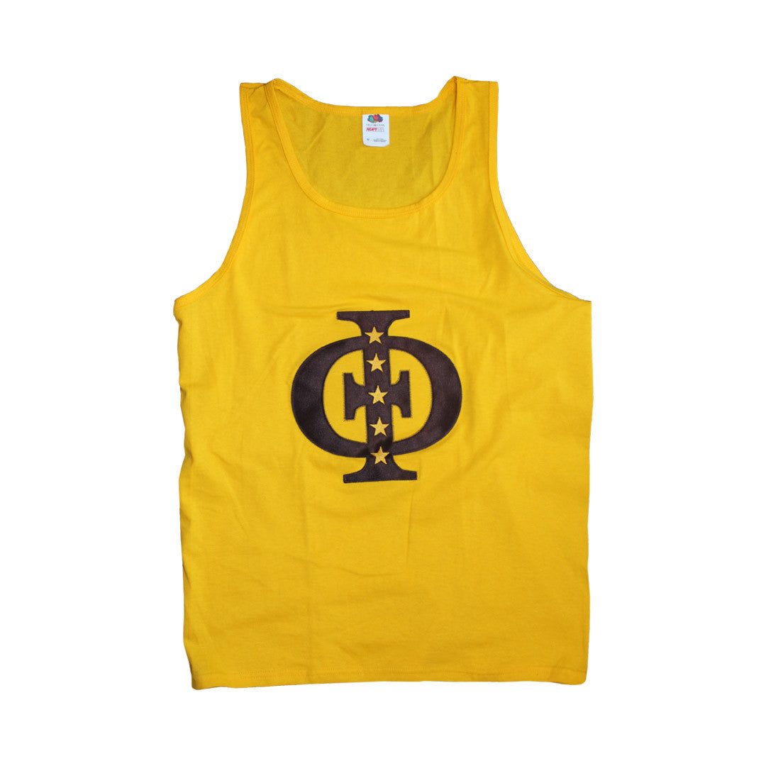 Iota Tank - The Carter Brand - Black By Popular Demand - Rooting For Everybody Black - Black Pride Apparel