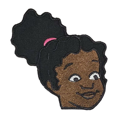 Keesha Patch - The Carter Brand - Black By Popular Demand - Rooting For Everybody Black - Black Pride Apparel