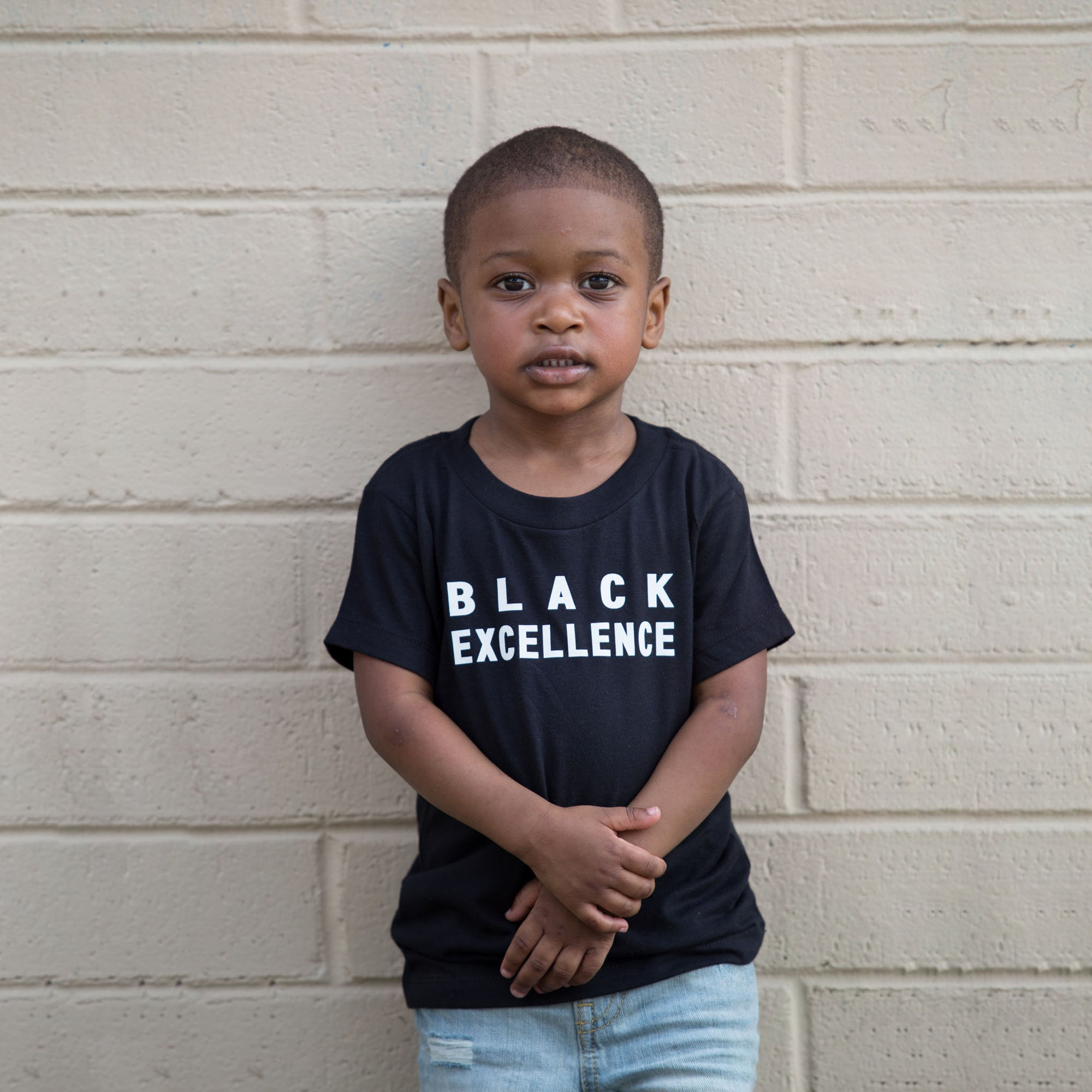 Black Excellence Unisex Kids T-Shirt