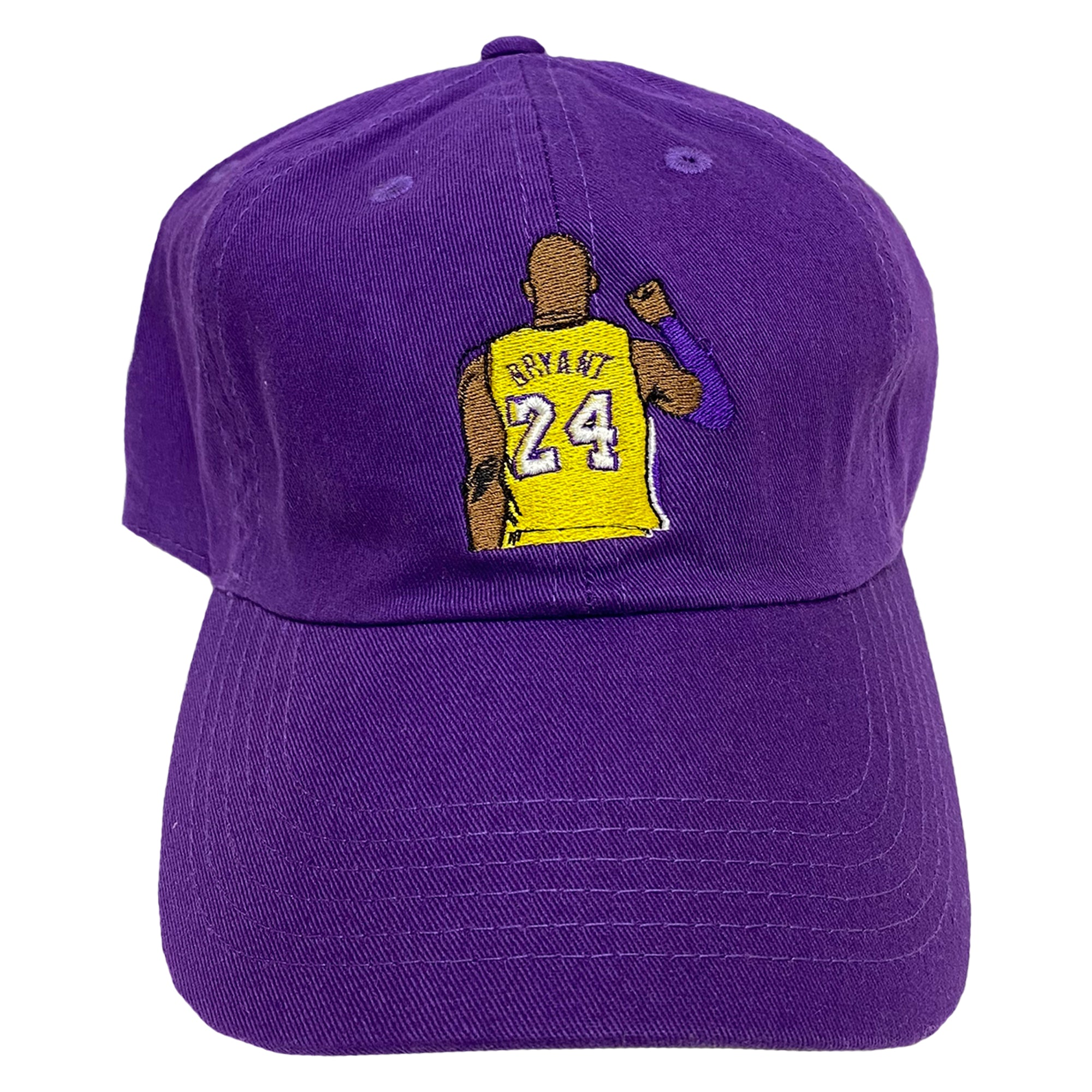 Kobe Forever Embroidered Hat