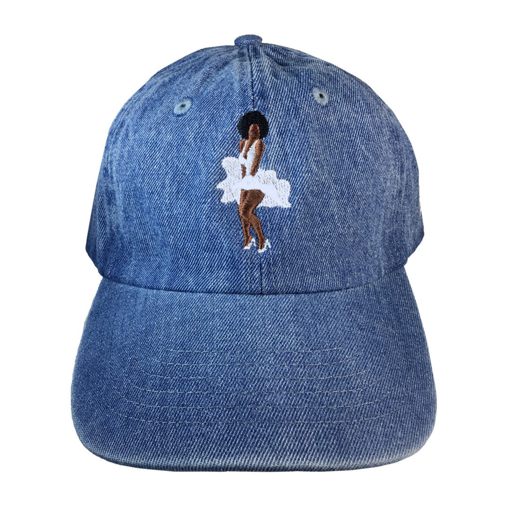edc8ea0c175b1 Melanin Monroe Dad Cap - The Carter Brand - Black By Popular Demand -  Rooting For