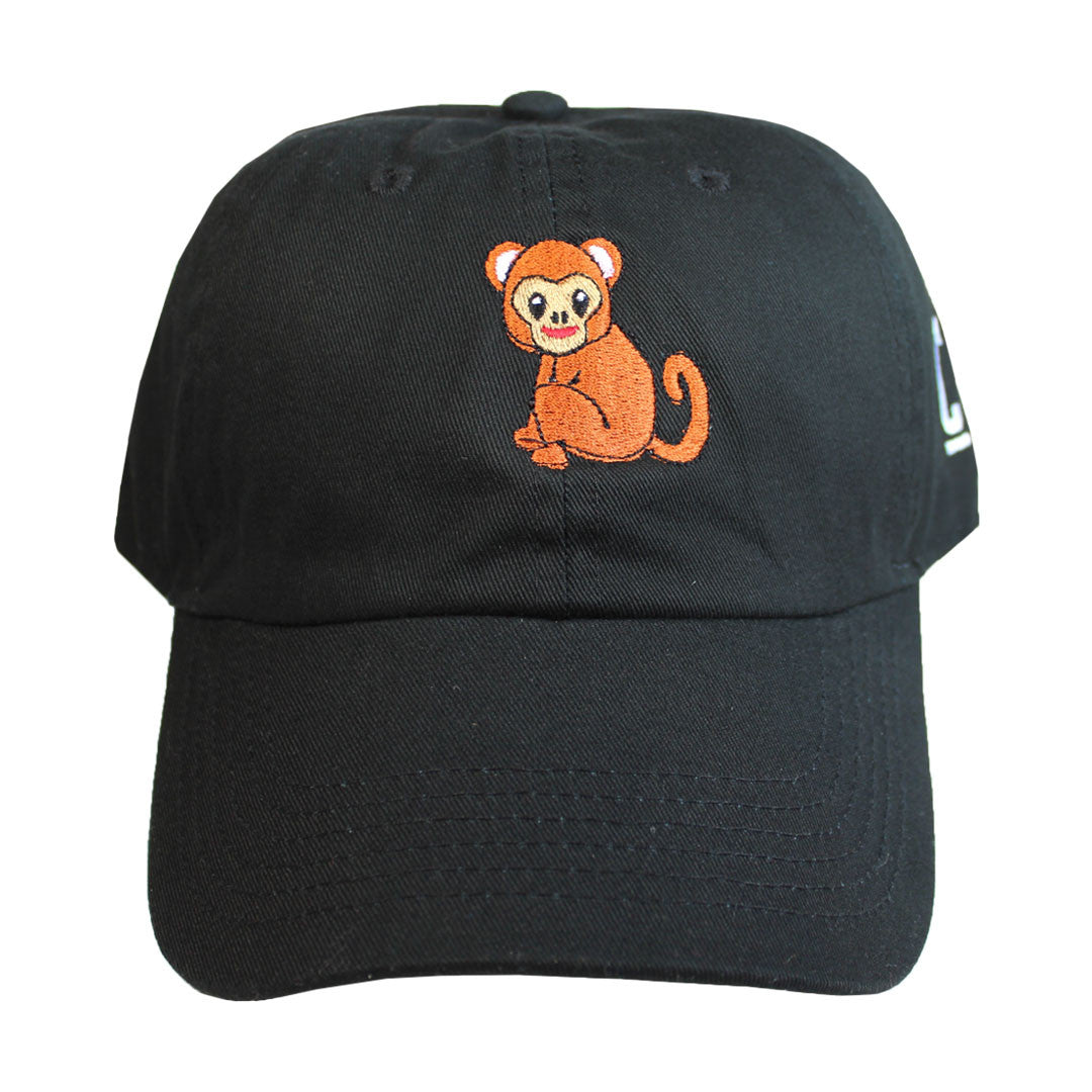 Monkey Emoji Hat