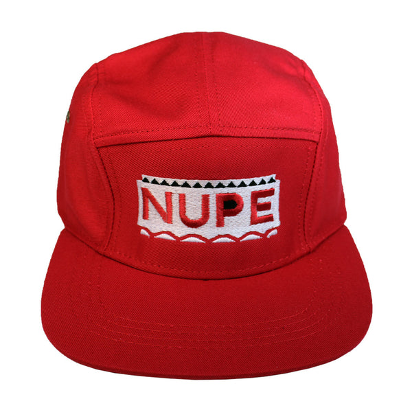 Nupe 5 Panel Hat