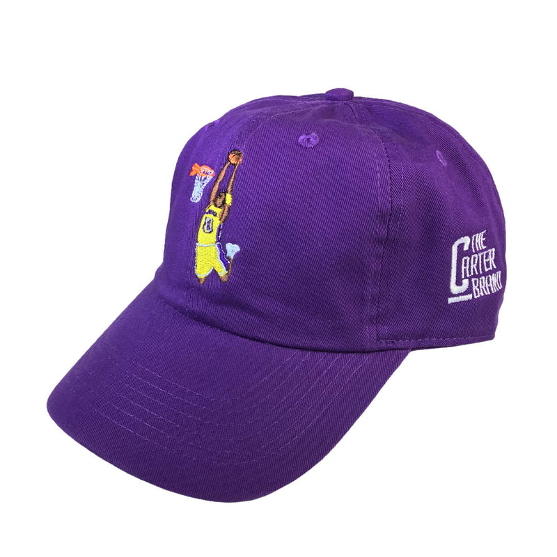 OG Kobe Hat - The Carter Brand - Black By Popular Demand - Rooting For Everybody Black - Black Pride Apparel
