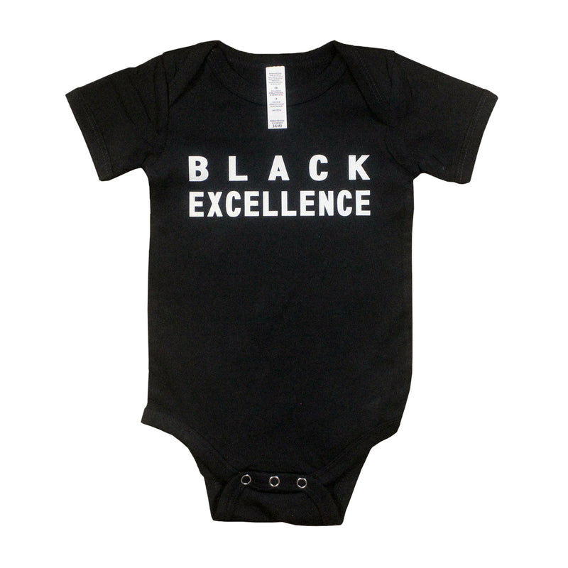 Black Excellence Unisex Infant Onesie