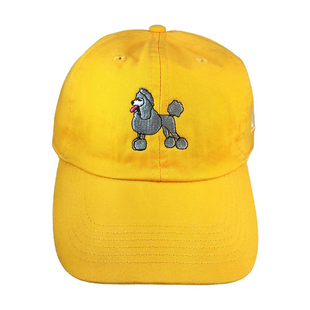 Poodle Emoji Hat - The Carter Brand - Black By Popular Demand - Rooting For Everybody Black - Black Pride Apparel