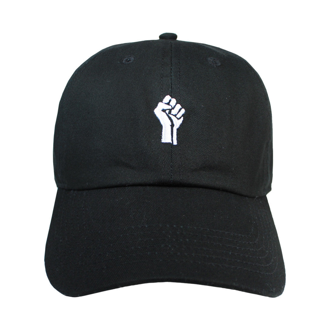Black Power Fist Cap