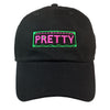 Pretty Cap - The Carter Brand - Black By Popular Demand - Rooting For Everybody Black - Black Pride Apparel