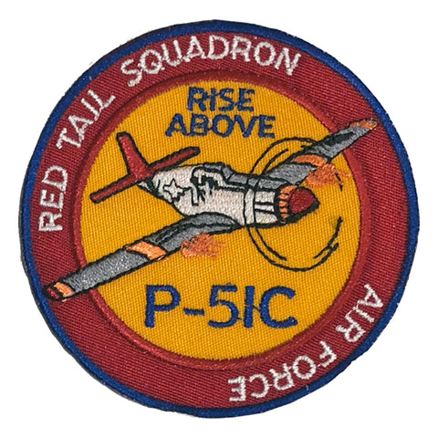 Red Tails Patch