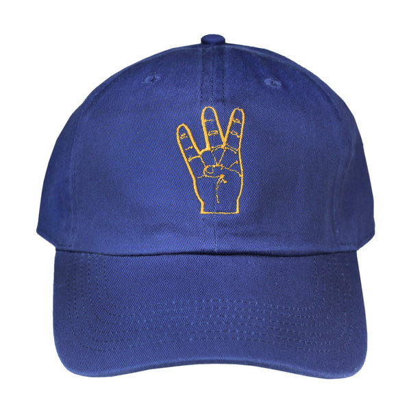 SGRho Hand - The Carter Brand - Black By Popular Demand - Rooting For Everybody Black - Black Pride Apparel