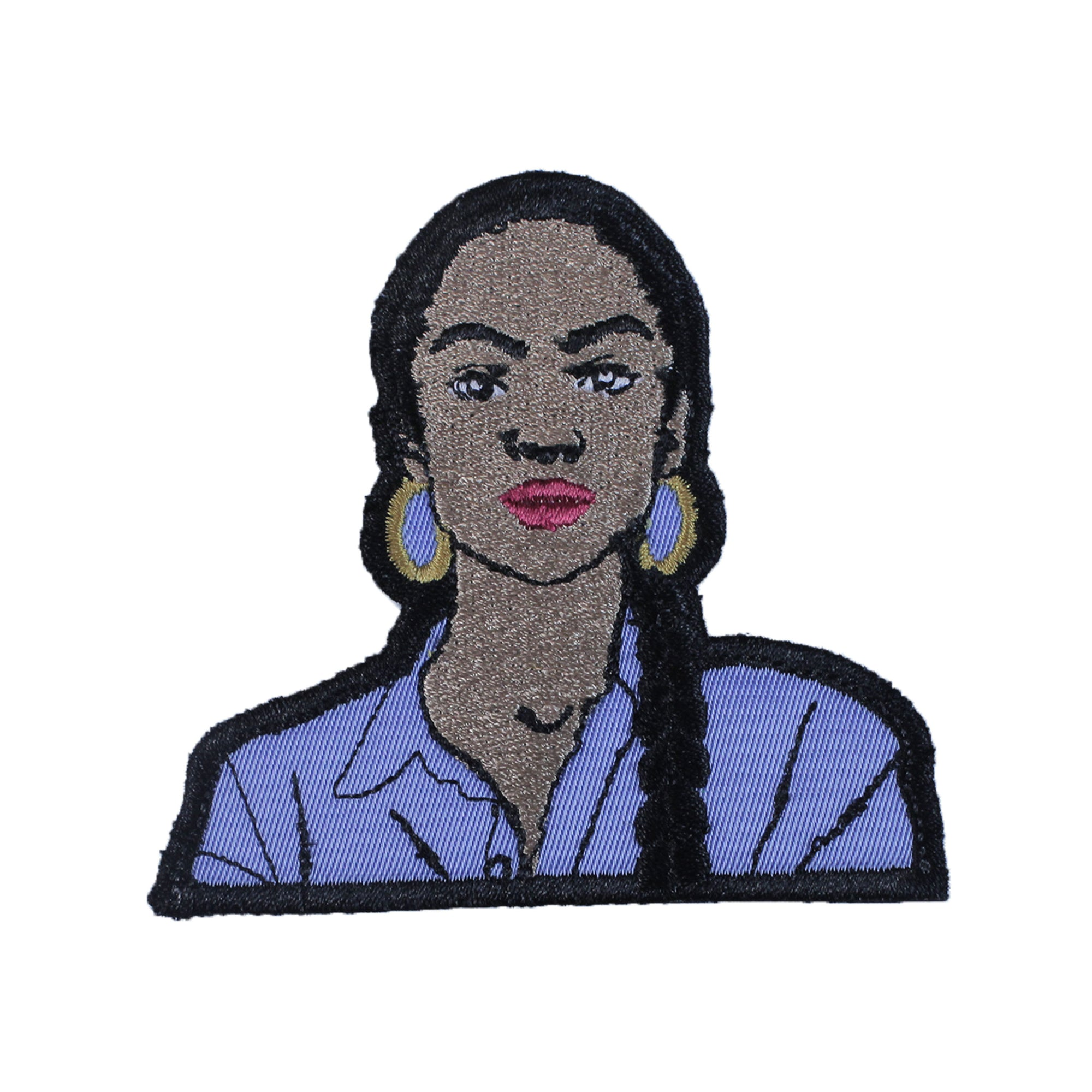 Sade Patch - The Carter Brand - Black By Popular Demand - Rooting For Everybody Black - Black Pride Apparel