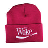 Stay Woke Beanie - The Carter Brand - Black By Popular Demand - Rooting For Everybody Black - Black Pride Apparel
