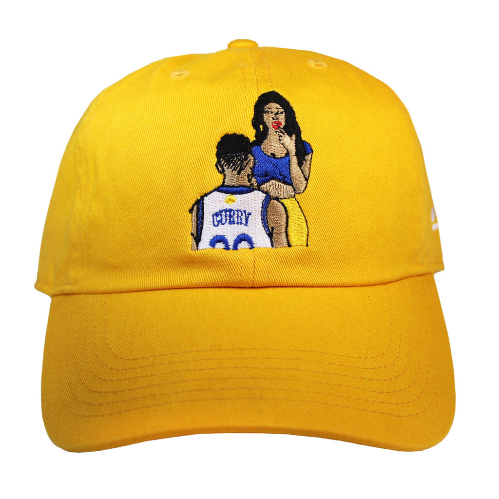 19ee4cdfb64de Steph Curry Fan Hat - The Carter Brand - Black By Popular Demand - Rooting  For