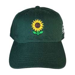 Sunflower Emoji Hat