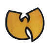 Wu-Tang Patch - The Carter Brand - Black By Popular Demand - Rooting For Everybody Black - Black Pride Apparel