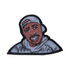 Tupac Patch - The Carter Brand - Black By Popular Demand - Rooting For Everybody Black - Black Pride Apparel