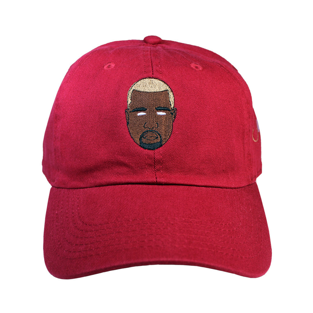 63029289 Yeezus Embroidered Baseball Hat - The Carter Brand - Black By Popular  Demand - Rooting For