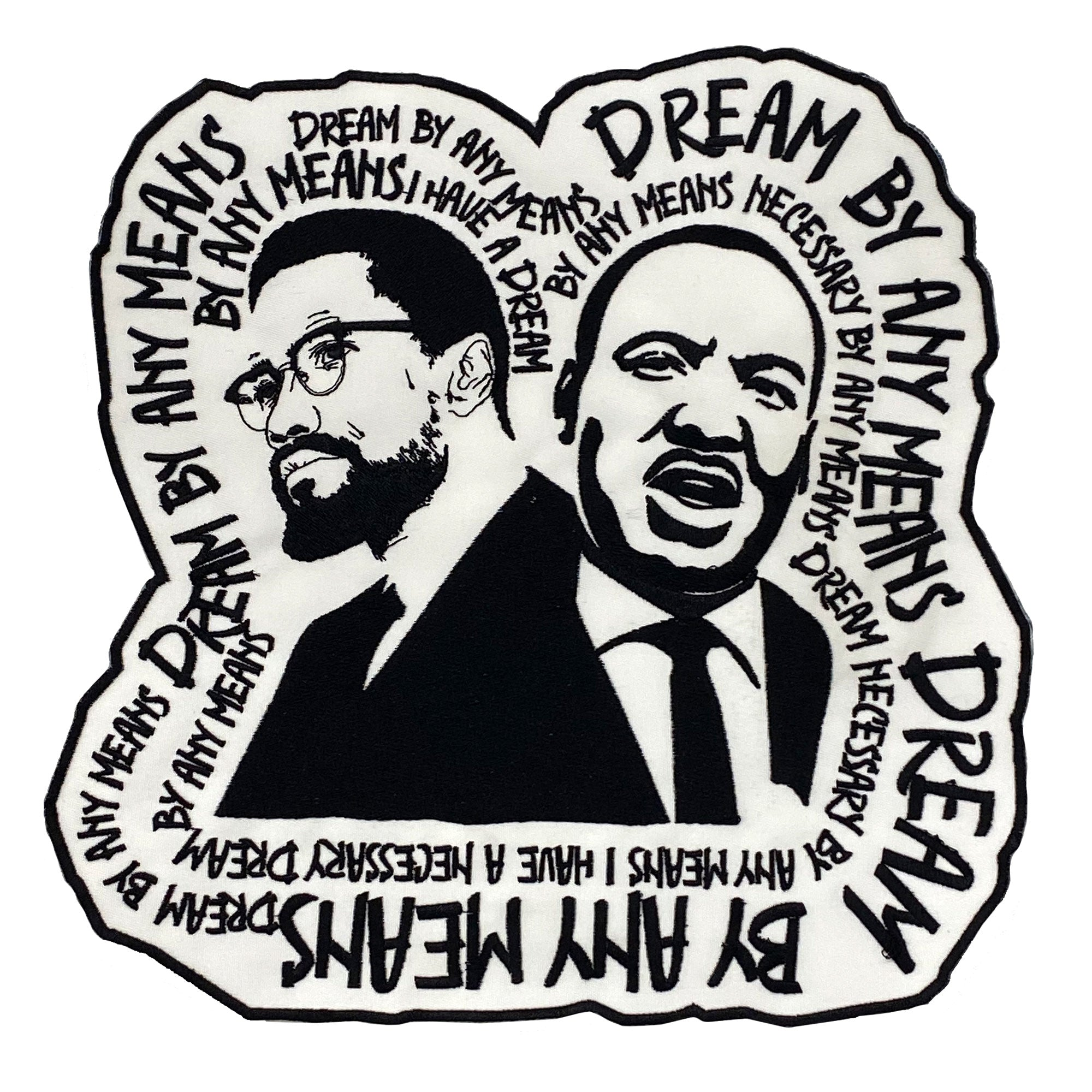 Dream By Any Means Patch