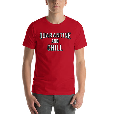 Quarantine Unisex T-Shirt - The Carter Brand - Black By Popular Demand - Rooting For Everybody Black - Black Pride Apparel