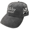 Dream By Any Means Hat - The Carter Brand - Black By Popular Demand - Rooting For Everybody Black - Black Pride Apparel