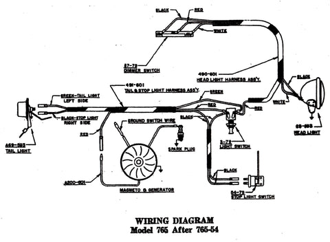 arcadia cushman company 48 volt golf cart wiring diagram main wiring harness silver eagle