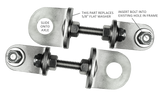 Push-Pull Chain Adjusters