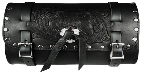 Embossed & Studded Tool Pouch