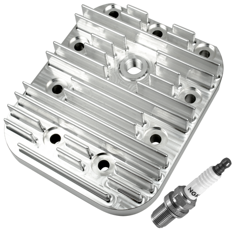 Billet Aluminum Head