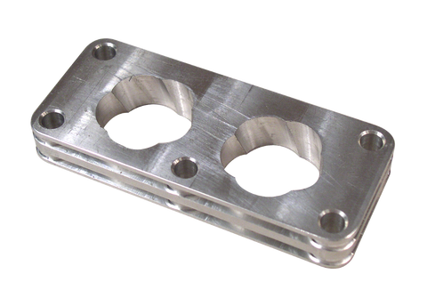 Vortex Manifold Spacer