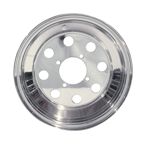 "10"" Round Holes - 3/8"" Thick Wheel"