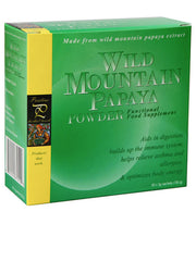Wild Mountain Papaya (Powerful Immune Boost! - Protect against Colds, Flu, Warts+)
