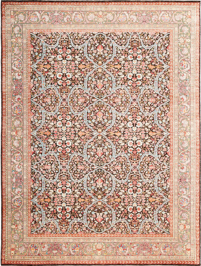 Handknotted Rug RBN4386