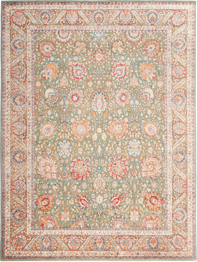 Handknotted Rug RBN4439