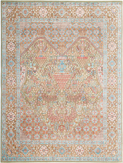 Handknotted Rug RBN4306